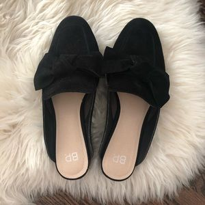 BP from Nordstrom mules